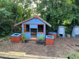 Playhouse-Allotment Area